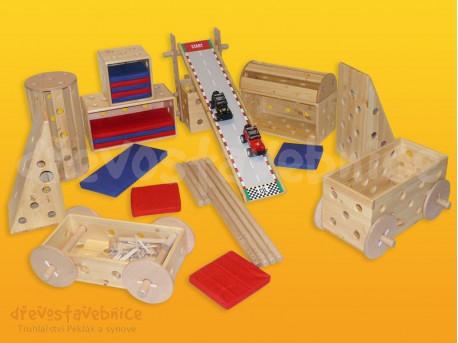 Polikarpova stavebnice sestava 06
