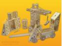 Polikarpova stavebnice sestava 17 (150 dílů)