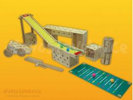 Polikarpova stavebnice sestava 25