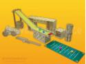 Polikarpova stavebnice sestava 21 (84 dílů)
