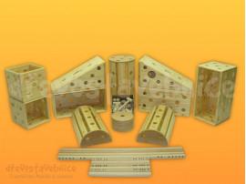 Polikarpova dřevěná stavebnice 02