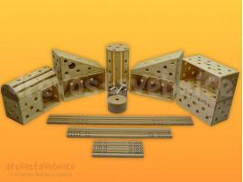 dřevěná Polikarpova stavebnice 09