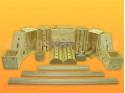 Polikarpova stavebnice sestava 11 (145 dílů)