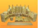 Polikarpova stavebnice sestava 25 (184 dílů)