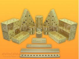 Polikarpova stavebnice sestava 04