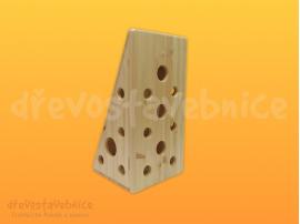 Polikarpova stavebnice žížalový jehlan