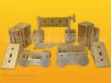 Polikarpova stavebnice sestava 03 (101 dílů)