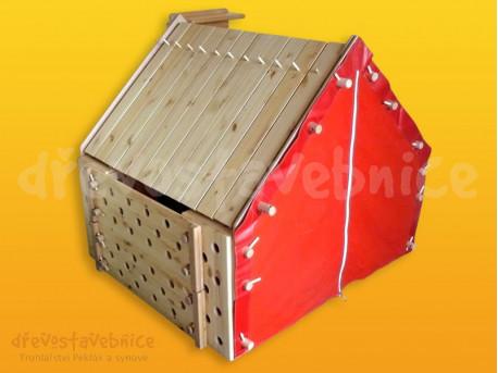 Polikarpova dřevěná stavebnice 41