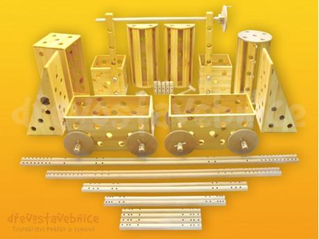 Polikarpova stavebnice sestava 28