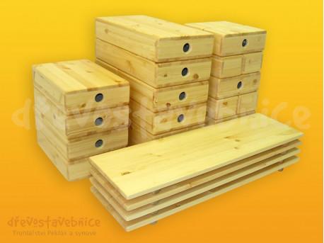 Dřevěná Otčenáškova stavebnice sestava 01