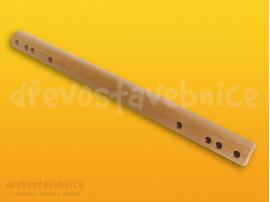 Polikarpova stavebnice tyč buková 44 cm