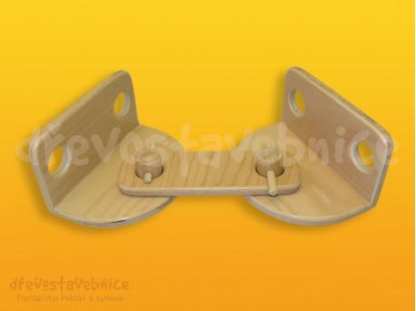 Polikarp. stav. tažné zařízení pro kola 21 cm
