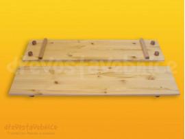Dřevěná stavebnice Viráda - lavičková deska