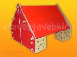 Polikarpova dřevěná stavebnice 40