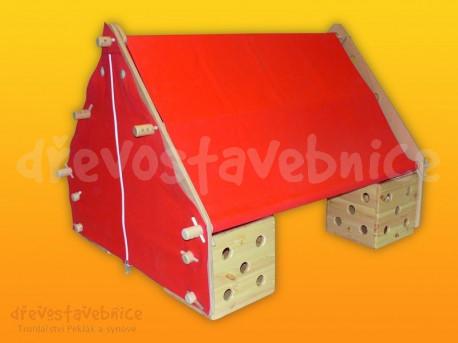 Polikarpova dřevěná stavebnice 29