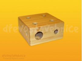 Dřevěná stavebnice Vira - blok