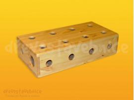 Dřevěná stavebnice Vira - velký blok