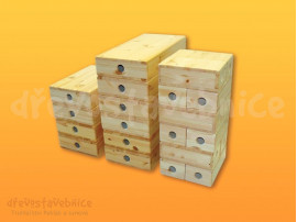 Dřevěná Otčenáškova stavebnice sestava 02