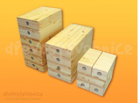 Dřevěná Otčenáškova stavebnice sestava 03
