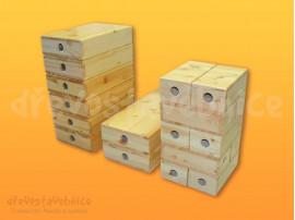 Dřevěná Otčenáškova stavebnice sestava 04