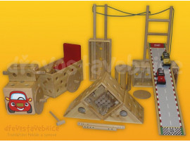 Polikarpova stavebnice sestava 24