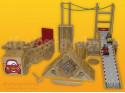 Polikarpova stavebnice sestava 13 (92 dílů)