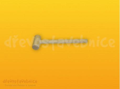 Polikarpova stavebnice dřevěná palička