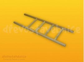 Polikarpova stavebnice žebřík 100 cm