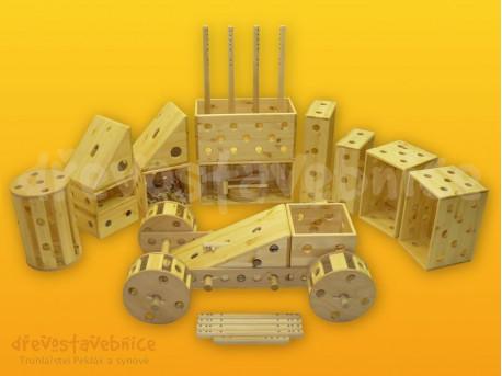 Polikarpova stavebnice sestava 12
