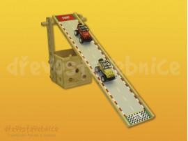 Polikarpova dřevěná stavebnice 28