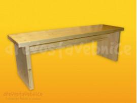 šatnová lavice 120 cm