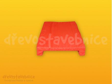 molitanový sedák ke skluzavce